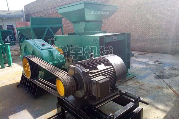 金属镁粉压球机图片